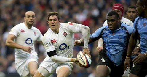 Goode: impressive against Fiji