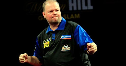 Van Barneveld: first individual major win for five years
