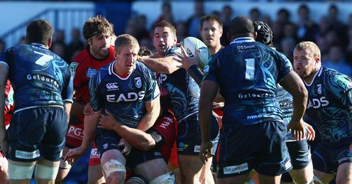 Cardiff Blues General