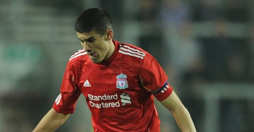 Conor Coady Liverpool