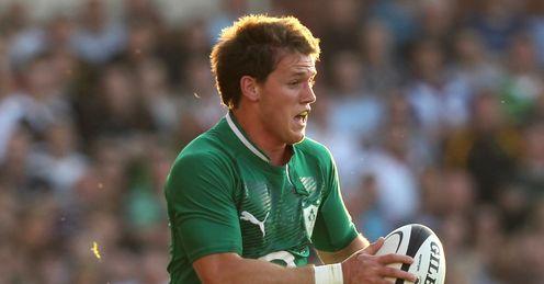 Craig Gilroy in Ireland jersey