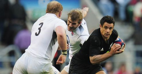 Dan Carter: the most influential player on the planet