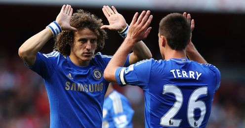 Terry: Merse wants to see him replace Luiz against Liverpool