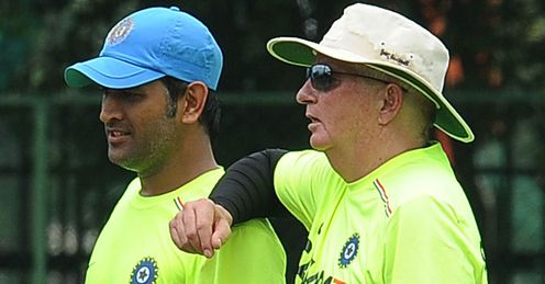Dhoni & Fletcher: are the players fit enough?
