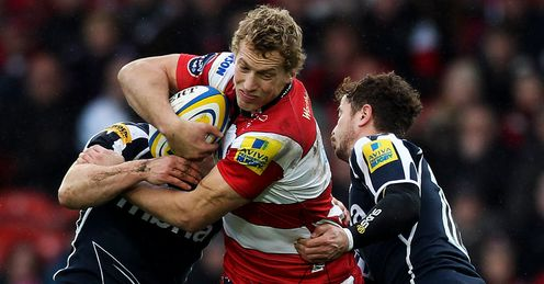 Twelvetrees: will he be in the England mix?