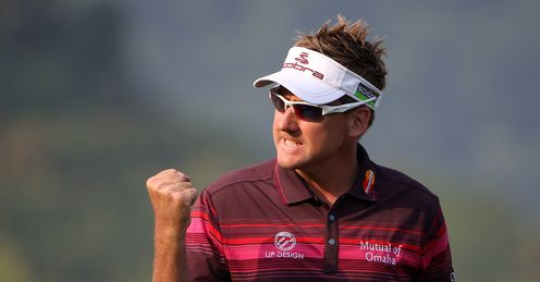 Ian Poulter: On a high
