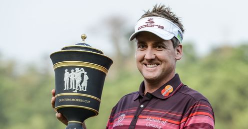 First win: Ian Poulter