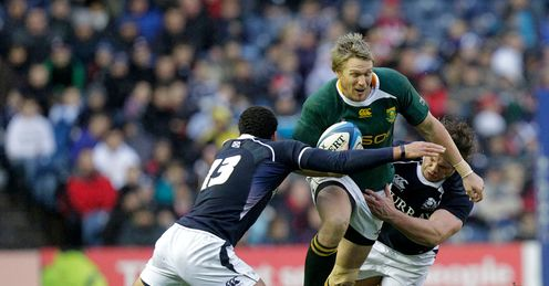 Jean de Villiers SA v Scotland 2010