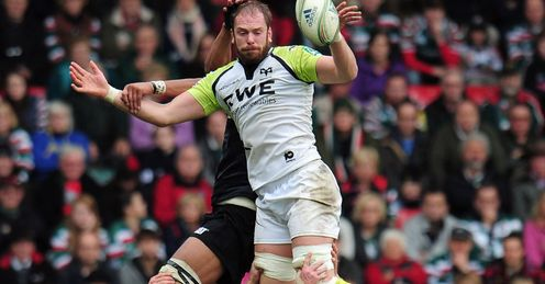 Alan Wyn Jones - Ospreys Heineken Cup