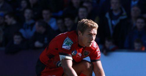 Jonny Wilkinson Toulon