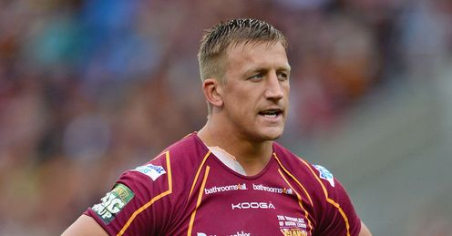Keith Mason Huddersfield Giants 2012