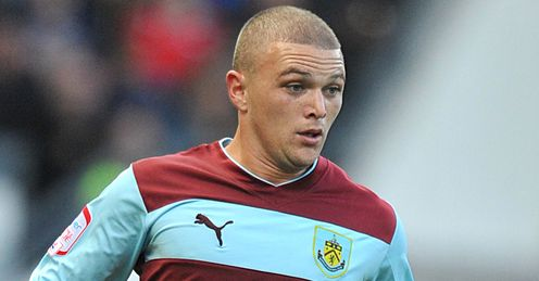 Top Trip: right-back Kieran Tripper is crucial for Burnley
