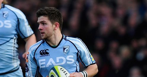 Lewis Jones Cardiff Blues