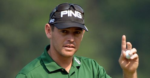 Oosthuizen: the former Open champion finished runner-up at this year&#39;s US masters