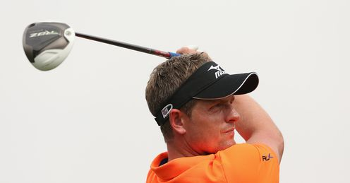 Luke Donald: Playing in Asia