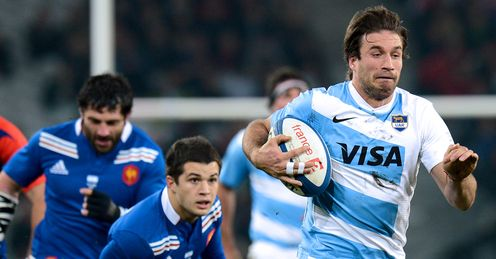 Marcelo Bosch Argentina try France