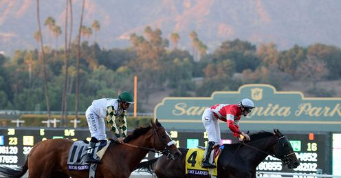 Alex is tipping Mucho Macho Man in the Classic