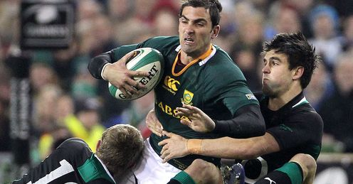 Ruan Pienaar - South Africa autumn internationals