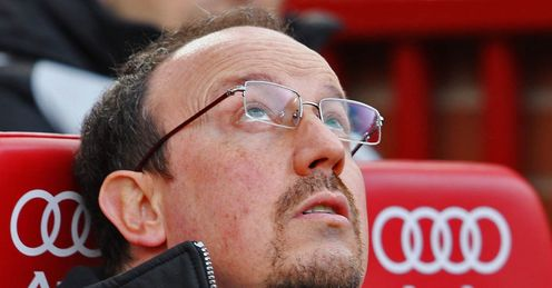 Benitez: the former Liverpool boss will not find things easy at Chelsea, says Ed