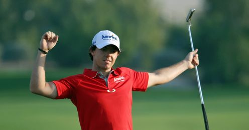 Rory McIlroy: Charitable star