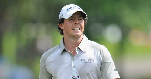 Rory McIlroy - has he got enough left in his tank to end a great season on a high note