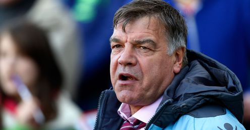 Allardyce: has guided West Ham into the Premier League's top 10