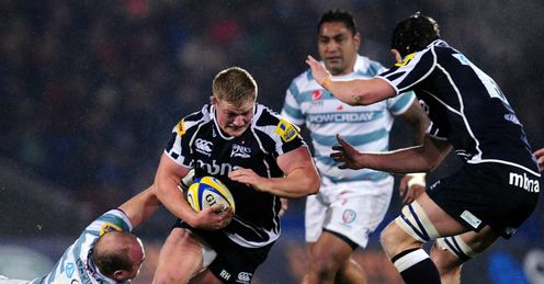 Sale prop Ross Harrison