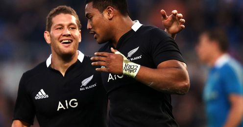  Tawera Kerr Barlow Julian Savea - New Zealand
