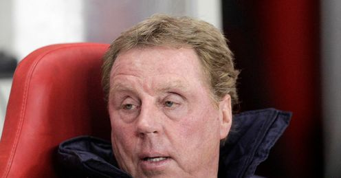Redknapp: can inspire QPR to their first win of the season, says Merse