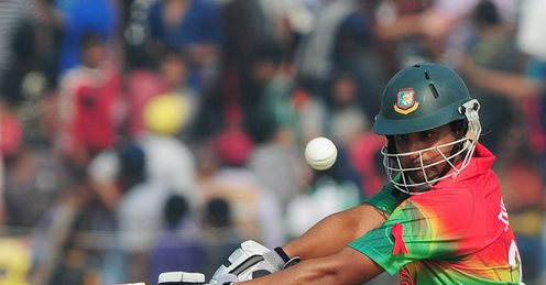 Tamim Iqbal first ODI against West Indies Khulna