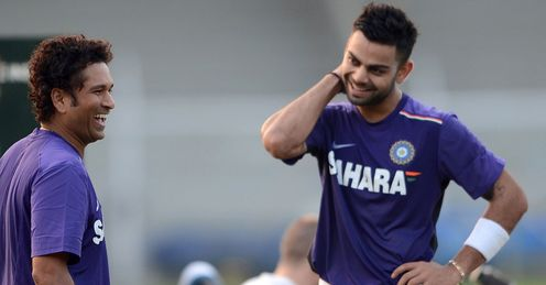 Virat Kohli&#39;s form could help to focus Sachin Tendulkar&#39;s mind, says Nasser