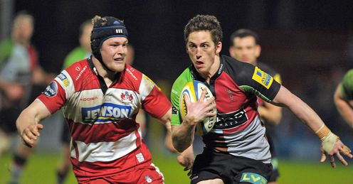 Tom Williams Harlequins v Gloucester Aviva Premiership