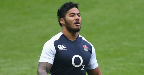 Tuilagi: the centre will need to be at his belligerent best if England are to conquer South Africa