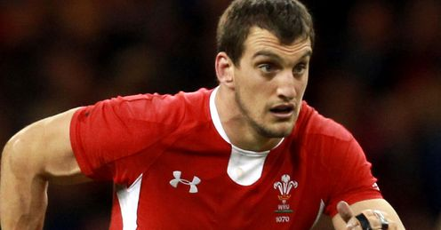  Sam Warburton - Wales autumn internationals