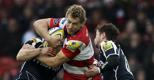 Gloucester Sale Billy Twelvetrees