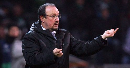 Rafa Benitez: is said to have made Boudewijn Zenden his assistant