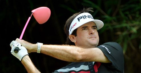 Bubba Watson: Out to shine on big stage