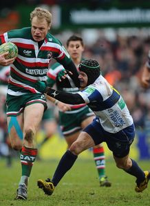 scott hamilton leicester treviso