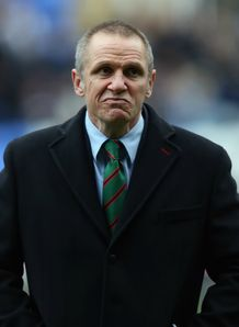 Brian Smith London Irish director of rugby Nov 2012