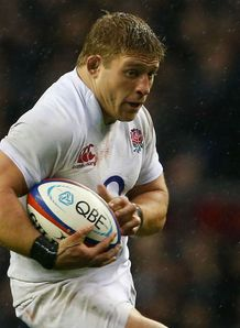 Tom Youngs England v New Zealand 2012