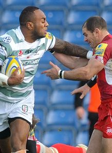 Brian Smith says red card for Chris Hala'ufia the key moment in London Irish defeat