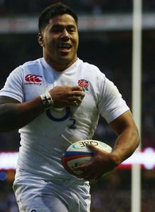 Manu Tuilagi England v New Zealand try 2012