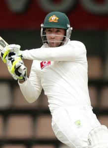 Phil Hughes can succeed in Ashes if he bats straight, says Mark Ramprakash