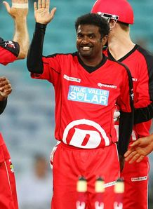 Big Bash League: Melbourne Renegades beat Sydney Thunder by five wickets