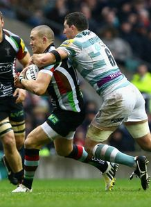 Mike Brown Harlequins v London Irish Aviva Premiership Twickenham