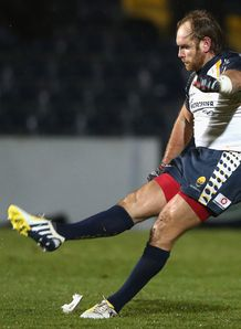 Andy Goode Worcester 2012