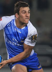 Ben Seymour Western Force 2012