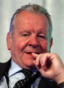 SKY_MOBILE Bill Beaumont RFU chairman