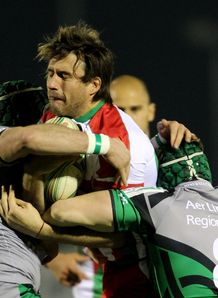 Charles Gimenez; Connacht v Biarritz