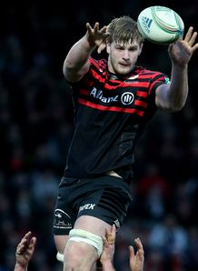 George Kruis for Saracens